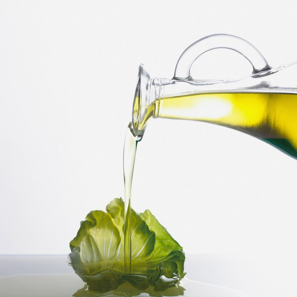 Об употреблении масла